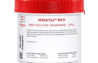 Versatile™ Rich